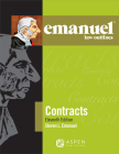 Contracts (Emanuel Law Outlines) Cover Image
