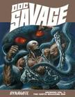 Doc Savage Archives Volume 1: The Curtis Magazine Era (Doc Savage Archives Hc #1) Cover Image