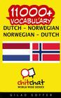 11000+ Dutch - Norwegian Norwegian - Dutch Vocabulary Cover Image