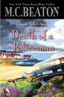 Death of a Policeman Lib/E (Hamish Macbeth Mysteries #29) Cover Image