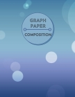 DJ Press Graph Paper Composition Notebook: Quad Ruled 5x5, 100 Lightly Lined Pages (Large, 8.5 x 11), Grid Paper Notebook for Math and Science Student Cover Image