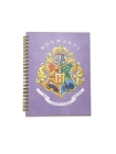 Harry Potter Spiral Notebook Cover Image