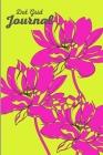 Dot Grid Journal: Amazing cover design 6x9 110 pagesBullet JournalGrid paper notebookDot Notebook BulletJournal Cover Image