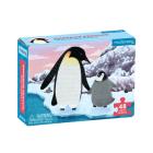 Emperor Penguin Mini Puzzle Cover Image