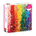 Rainbow Buttons 500 PC Puzzle Cover Image