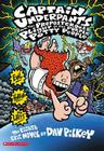 Captain Underpants and the Preposterous Plight of the Purple Potty People (Captain Underpants #8) Cover Image
