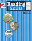 Reading Skills: Grade 2 (Flash Kids Harcourt Family Learning) Cover Image