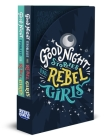 Good Night Stories for Rebel Girls 2-Book Gift Set  Cover Image