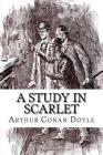 A Study in Scarlet Cover Image