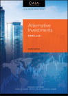 Alternative Investments: Caia Level I (Wiley Finance) Cover Image