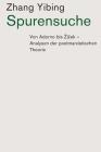 Spurensuche: Von Adorno bis Zizek: Analysen der postmarxistischen Theorie Cover Image