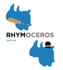 Rhymoceros (A Grammar Zoo Book) Cover Image
