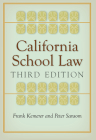California School Law: Third Edition Cover Image