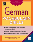 German Vocabulary Drills Cover Image
