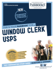 Window Clerk (USPS) (Career Examination Series #3314) Cover Image