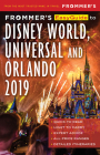 Frommer's Easyguide to Disneyworld, Universal and Orlando 2019 Cover Image