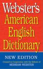 Webster's American English Dictionary Cover Image