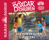 The Power Down Mystery (Library Edition) (The Boxcar Children Mysteries #153) Cover Image