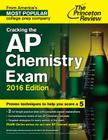 Cracking the AP Chemistry Exam Cover Image