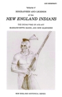 Biographies and Legends of the New Engla: The Indian War of 1675-1677, Mass/Maine and NH Cover Image