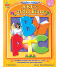 ABCs of the Bible: Coloring Fun from A to Z (Fun Faith-Builders) Cover Image
