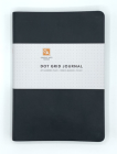 Dot Grid Journal - Onyx (Dot Grid Journals) Cover Image