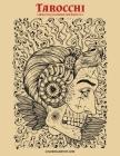Tarocchi Libro da Colorare per Adulti 3 Cover Image