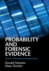 Probability and Forensic Evidence Cover Image