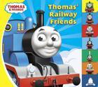 Thomas' Railway Friends (Thomas & Friends) Cover Image