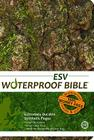 Waterproof Bible-ESV-Tree Bark Cover Image
