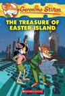 The Treasure of Easter Island (Geronimo Stilton #60) Cover Image