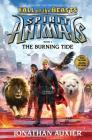 The Burning Tide (Spirit Animals: Fall of the Beasts, Book 4) Cover Image