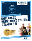 Employees Retirement System Examiner II, Volume 4914 (Career Examination) Cover Image