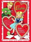 Vintage Valentines (Press Out Book) Cover Image