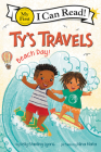 Ty's Travels: Beach Day! (My First I Can Read) Cover Image