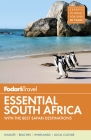 Fodor's Essential South Africa: With the Best Safari Destinations (Travel Guide #1) Cover Image
