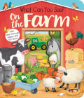 What Can You See? On the Farm Cover Image