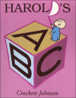 Harold's ABC (Purple Crayon Book) Cover Image