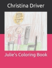 Julie's Coloring Book Cover Image