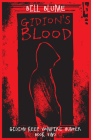 Gidion's Blood: Gidion Keep, Vampire Hunter - Book Two Cover Image