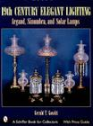 19th Century Elegant Lighting: Argand, Sinumbra, and Solar Lamps Cover Image