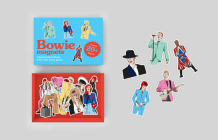 Bowie Magnets Cover Image