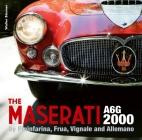 The Maserati A6G 2000: Pininfarina, Frua, Vignale, and Allemano Cover Image