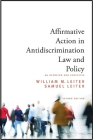 Affirmative Action in Antidiscrimination Law and Policy: An Overview and Synthesis, Second Edition Cover Image