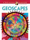 Creative Haven Geoscapes Coloring Book (Creative Haven Coloring Books) Cover Image