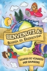 Benvenuti A Bosnia ed Erzegovina Diario Di Viaggio Per Bambini: 6x9 Diario di viaggio e di appunti per bambini I Completa e disegna I Con suggerimenti Cover Image