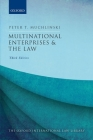 Multinational Enterprises and the Law Cover Image