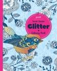 Posh Glitter Coloring Book Secret Garden Cover Image