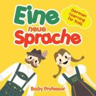 Eine neue Sprache - German Learning for Kids Cover Image