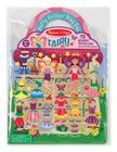 Puffy Sticker Play Set - Fairy Cover Image